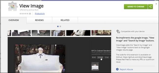 Mang nút 'View Image' trở lại Google Image Search - Ảnh 3
