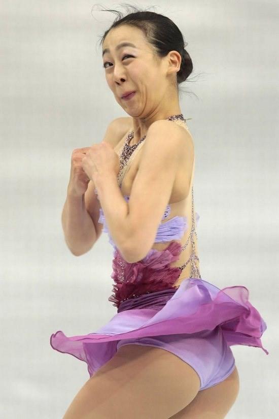 Cười đau ruột với những khoảnh khắc của vận động viên trượt băng nghệ thuật - Ảnh 10