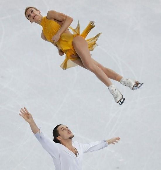 Cười đau ruột với những khoảnh khắc của vận động viên trượt băng nghệ thuật - Ảnh 13