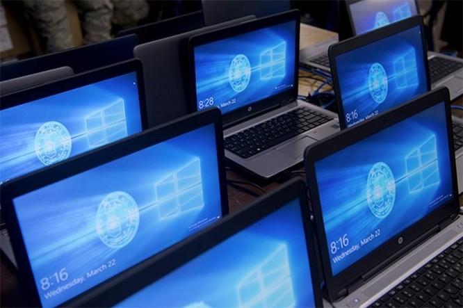 Không quân Mỹ sẽ nâng cấp hệ thống lên Windows 10 để tránh bị tấn công mạng - Ảnh 1