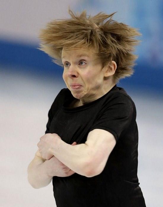 Cười đau ruột với những khoảnh khắc của vận động viên trượt băng nghệ thuật - Ảnh 19