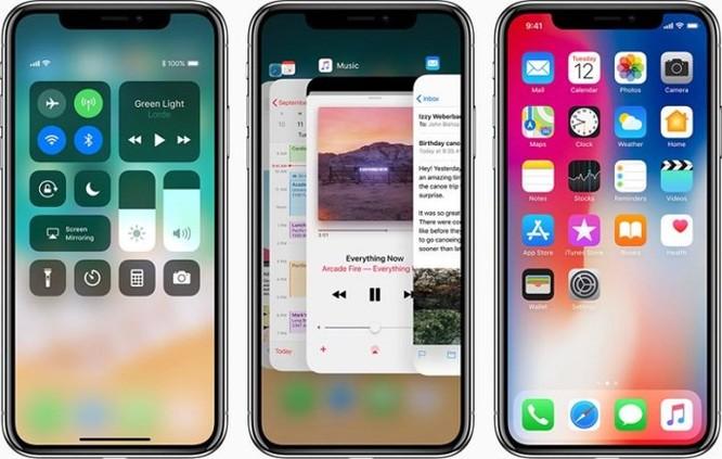 Apple yêu cầu tất cả ứng dụng iOS mới phải hỗ trợ iOS 11 và iPhone X - Ảnh 2