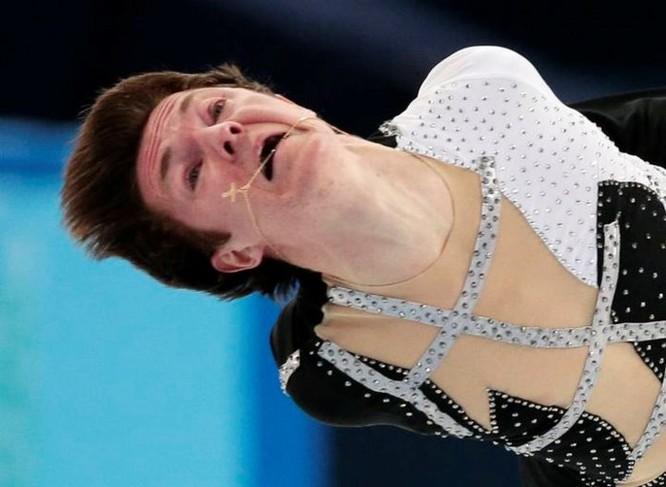 Cười đau ruột với những khoảnh khắc của vận động viên trượt băng nghệ thuật - Ảnh 3
