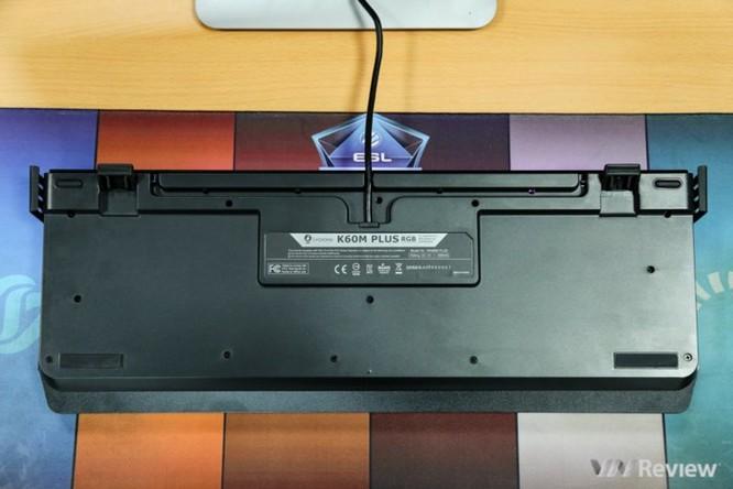 Trên tay phím cơ iRocks K60M Plus RGB: lần đầu tiên có phần mềm điều khiển - Ảnh 4