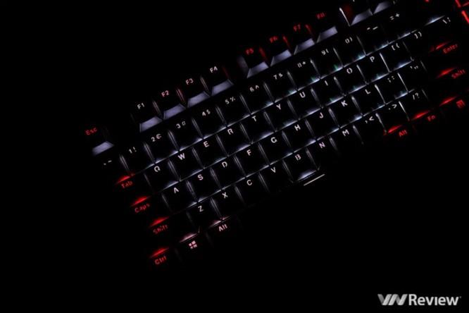 Trên tay phím cơ iRocks K60M Plus RGB: lần đầu tiên có phần mềm điều khiển - Ảnh 5