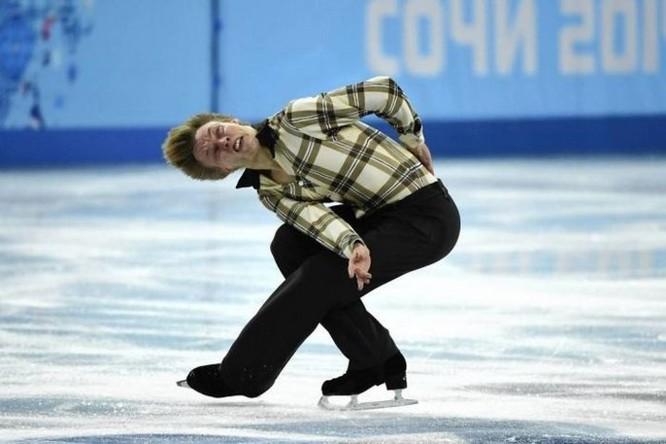 Cười đau ruột với những khoảnh khắc của vận động viên trượt băng nghệ thuật - Ảnh 5