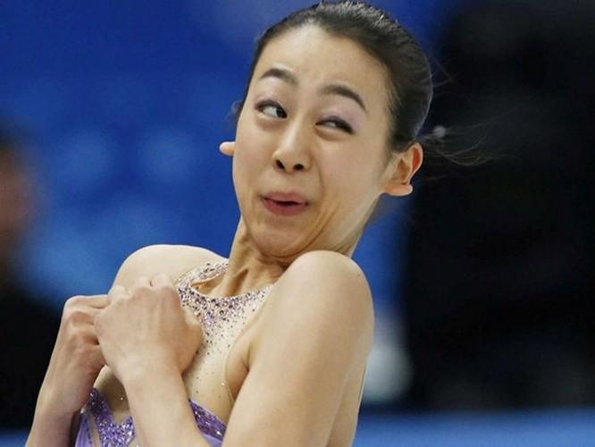 Cười đau ruột với những khoảnh khắc của vận động viên trượt băng nghệ thuật - Ảnh 6