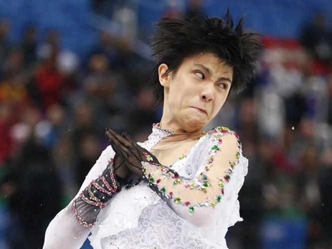 Cười đau ruột với những khoảnh khắc của vận động viên trượt băng nghệ thuật - Ảnh 7