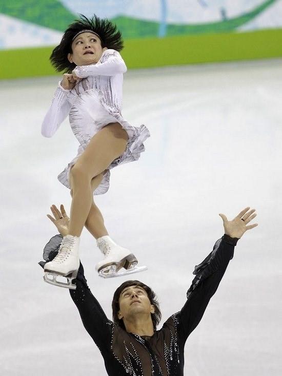 Cười đau ruột với những khoảnh khắc của vận động viên trượt băng nghệ thuật - Ảnh 9