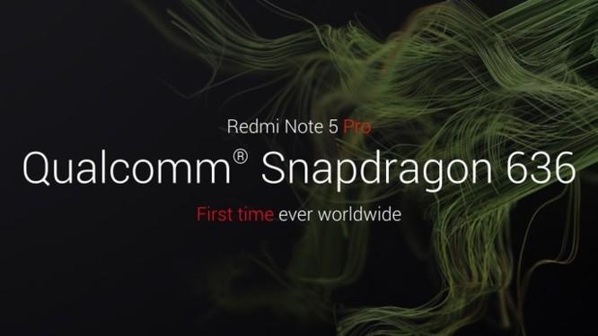 Redmi Note 5 Pro chính thức: Snapdragon 636, 6GB RAM, camera selfie 20MP - Ảnh 2