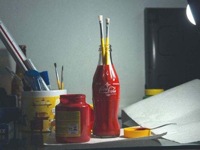 Bạn có biết tại sao nhãn hiệu Coca-Cola lại có màu đỏ? - Ảnh 2