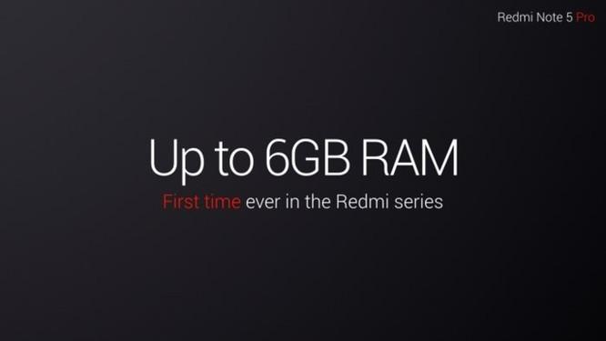Redmi Note 5 Pro chính thức: Snapdragon 636, 6GB RAM, camera selfie 20MP - Ảnh 7
