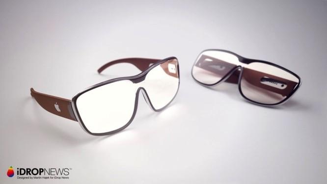 Ngắm concept tuyệt đẹp của kính thông minh Apple Glass - Ảnh 1