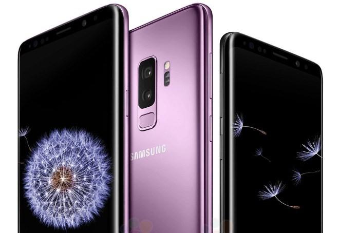 Galaxy S9/S9+ lộ ảnh báo chí và cấu hình: Snapdragon 845, Ram 4GB, loa AKG, viền mỏng hơn - Ảnh 1