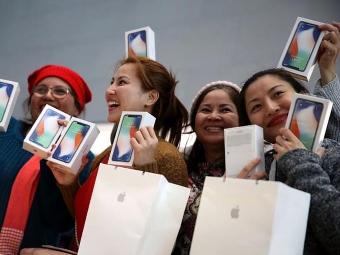 Không riêng Apple, Samsung cũng rất buồn vì iPhone X ế ẩm - Ảnh 1