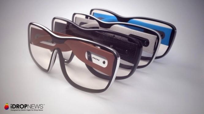 Ngắm concept tuyệt đẹp của kính thông minh Apple Glass - Ảnh 2
