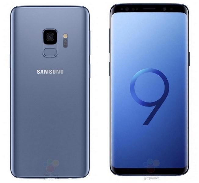 Galaxy S9/S9+ lộ ảnh báo chí và cấu hình: Snapdragon 845, Ram 4GB, loa AKG, viền mỏng hơn - Ảnh 2
