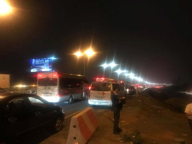 Ùn tắc tuyến cao tốc cửa ngõ cuối đợt nghỉ Tết: Những bình luận 'xả stress' của cư dân mạng - Ảnh 2
