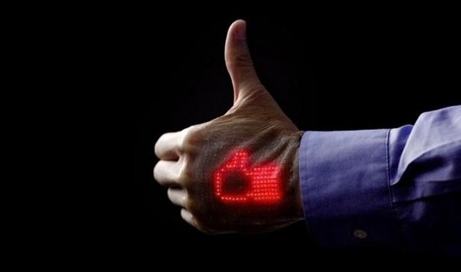 'Da điện tử' hiển thị thân nhiệt, huyết áp, nhịp tim ngay trên tay bạn - Ảnh 3