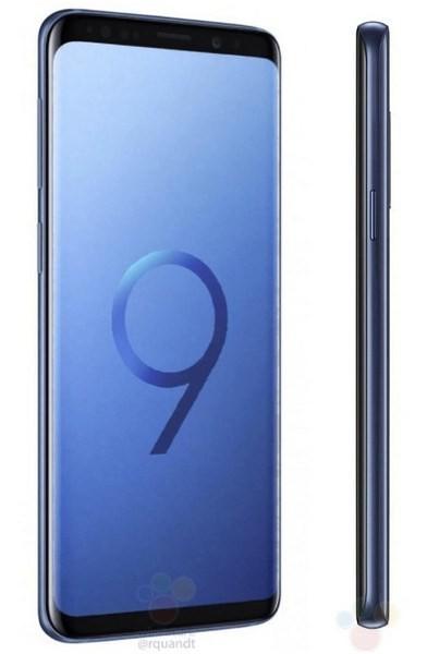 Galaxy S9/S9+ lộ ảnh báo chí và cấu hình: Snapdragon 845, Ram 4GB, loa AKG, viền mỏng hơn - Ảnh 3