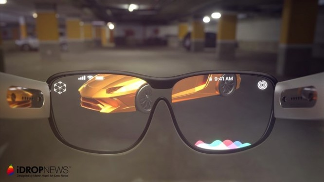 Ngắm concept tuyệt đẹp của kính thông minh Apple Glass - Ảnh 4