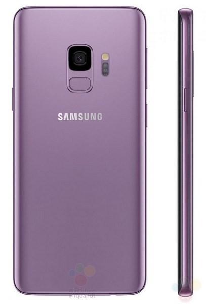 Galaxy S9/S9+ lộ ảnh báo chí và cấu hình: Snapdragon 845, Ram 4GB, loa AKG, viền mỏng hơn - Ảnh 5