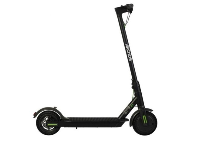 Archos ra mắt xe scooter điện chạy… Android - Ảnh 1