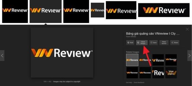 Khôi phục nút View Image trên Google Images bằng giải pháp thuần Việt, áp dụng cho Chrome và Firefox - Ảnh 3