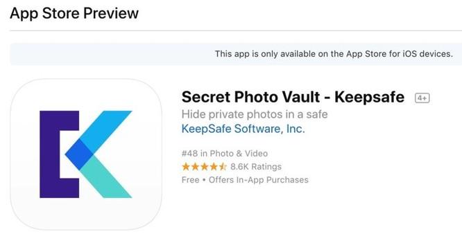 2 cách ẩn hình ảnh và video riêng tư trên iPhone - Ảnh 4
