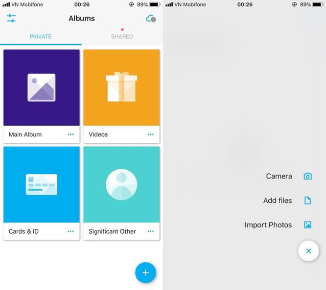 2 cách ẩn hình ảnh và video riêng tư trên iPhone - Ảnh 5