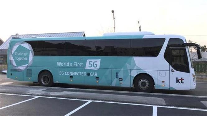 Olympic Pyeongchang 2018: Thế vận hội Olympic đầu tiên ứng dụng công nghệ 5G - Ảnh 1