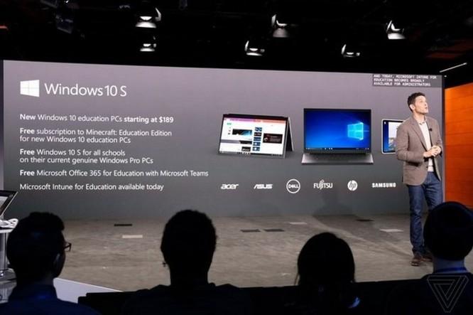 Tại sao Microsoft quyết định biến Windows 10 S thành một chế độ riêng biệt? - Ảnh 1