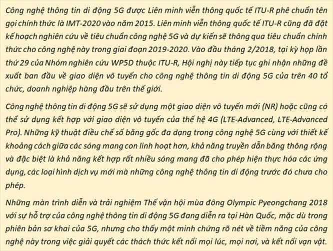 Olympic Pyeongchang 2018: Thế vận hội Olympic đầu tiên ứng dụng công nghệ 5G - Ảnh 2