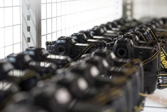 Ngỡ ngàng với kho ống kính DSLR Canon và Nikon phục vụ Olympic PyeongChang 2018 - Ảnh 13