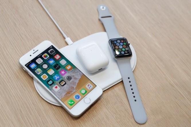 Dock sạc không dây Apple AirPower có thể bán ra từ tháng 3 - Ảnh 1