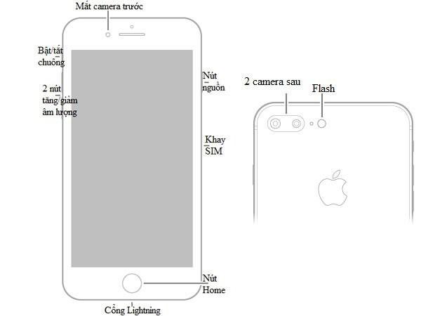 Hướng dẫn sử dụng iPhone 8, iPhone 8 Plus toàn tập - Ảnh 2