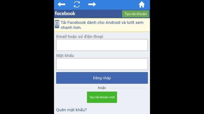 Hướng dẫn tải hàng loạt ảnh trên Facebook về điện thoại Android - Ảnh 2