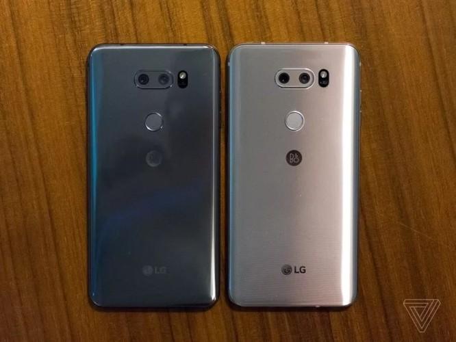 LG V30S ThinQ: Chỉ là chiếc V30 có thêm RAM và AI - Ảnh 3