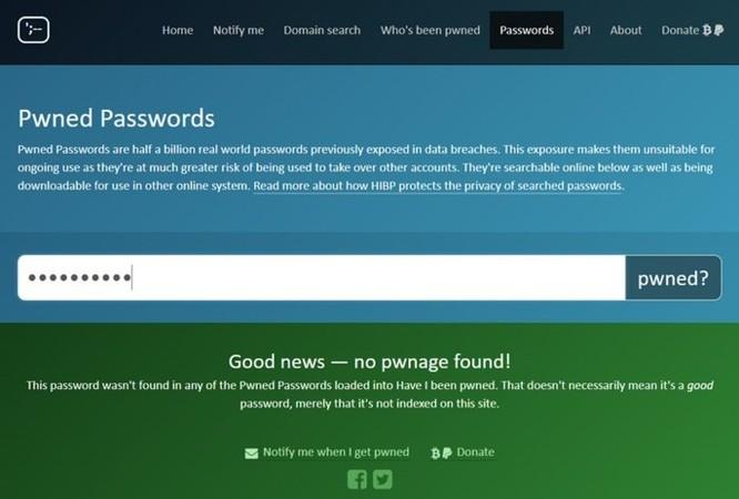 Trang web này sẽ tiết lộ tài khoản dịch vụ của bạn có đang bị đánh cắp hay không - Ảnh 3