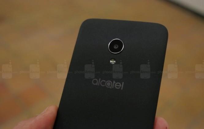 [MWC 2018] Thất vọng toàn tập với Alcatel 1X - điện thoại Android Go đầu tiên - Ảnh 7
