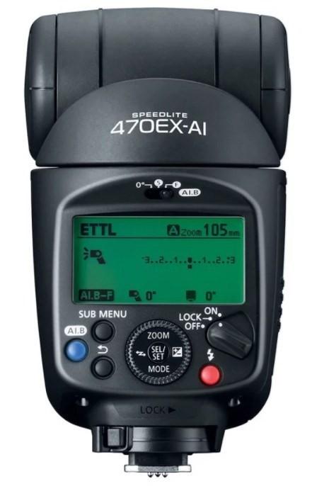 Canon ra mắt Speedlite 470EX-AI: Đèn flash có thể tự xoay để tìm góc chiếu sáng tối ưu - Ảnh 10