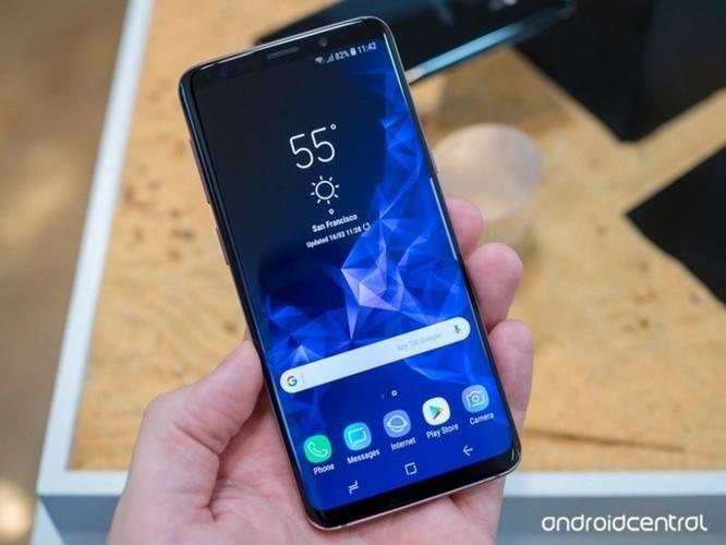 AnTuTu: Galaxy S9 dùng Exynos 9810 vượt trội cả iPhone X - Ảnh 1