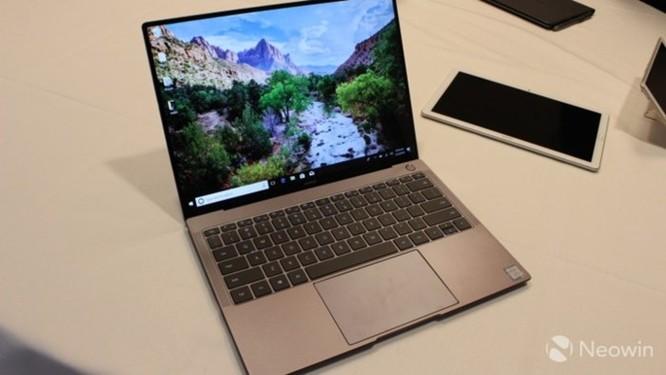 Trên tay Huawei MateBook X Pro, laptop với camera ẩn đầu tiên - Ảnh 1