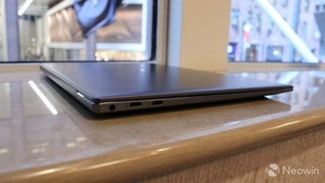 Trên tay Huawei MateBook X Pro, laptop với camera ẩn đầu tiên - Ảnh 2