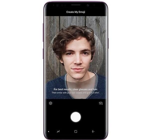 5 bước sử dụng biểu tượng cảm xúc AR Emoji độc đáo của Galaxy S9 - Ảnh 3