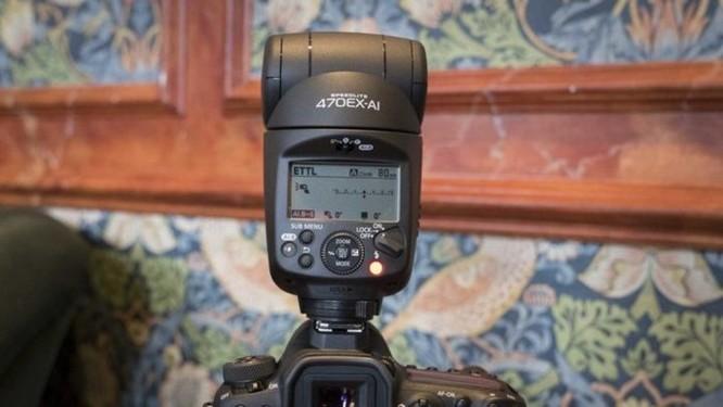 Canon ra mắt Speedlite 470EX-AI: Đèn flash có thể tự xoay để tìm góc chiếu sáng tối ưu - Ảnh 3