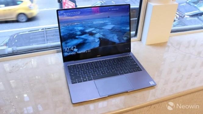 Trên tay Huawei MateBook X Pro, laptop với camera ẩn đầu tiên - Ảnh 3
