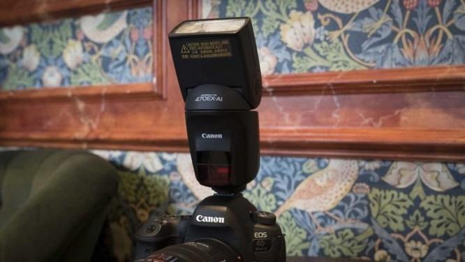 Canon ra mắt Speedlite 470EX-AI: Đèn flash có thể tự xoay để tìm góc chiếu sáng tối ưu - Ảnh 4