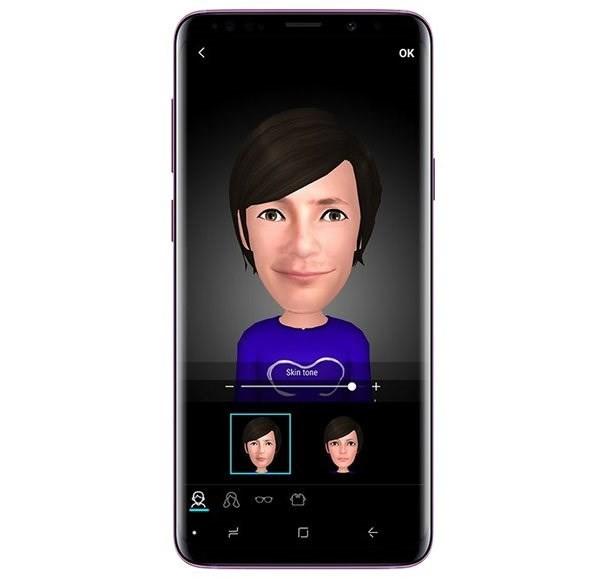 5 bước sử dụng biểu tượng cảm xúc AR Emoji độc đáo của Galaxy S9 - Ảnh 5
