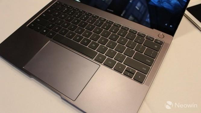 Trên tay Huawei MateBook X Pro, laptop với camera ẩn đầu tiên - Ảnh 5